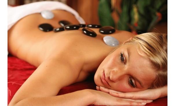 ilustrační obrázek ke slevové akci: Výběr z relaxačních masáží