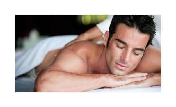 ilustrační obrázek ke slevové akci: Relaxační masáž zad a šíje